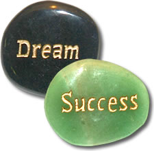 Teachers and Coaches Pocket Stones image